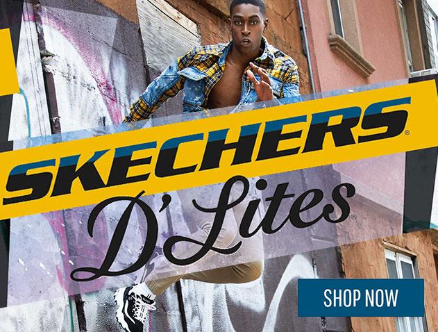 Skechers D'Lites