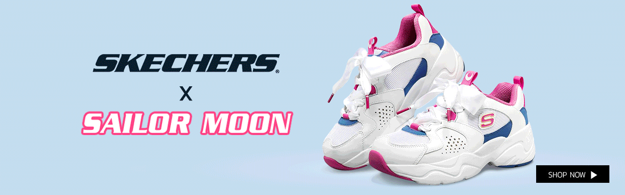 Skechers Sailormoon